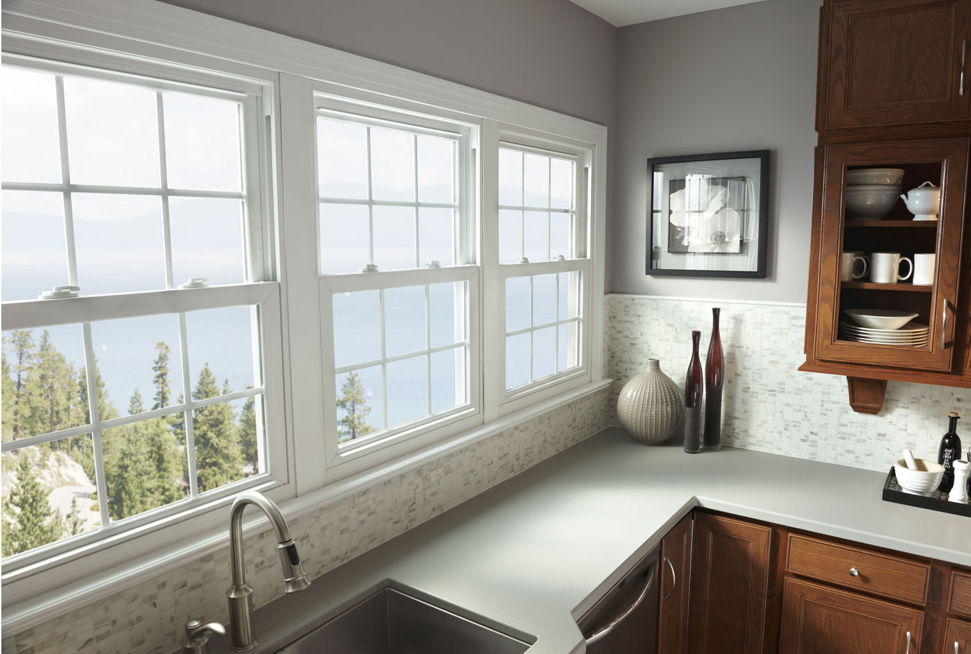 styles aluminum window installation clear choice windows and doors WA and OR